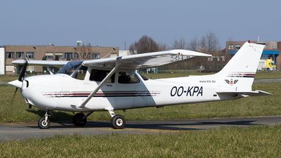 OO-KPA - Cessna 172R Skyhawk II - Private