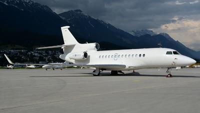 N996MS - Dassault Falcon 7X - Private