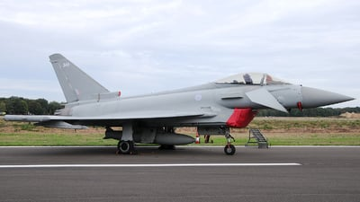 ZK348 - Eurofighter Typhoon FGR.4 - United Kingdom - Royal Air Force (RAF)