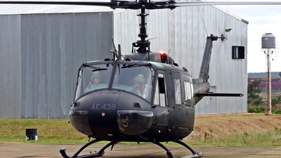 AE-438 - Bell UH-1H Iroquois - Argentina - Army