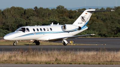 A picture of DILCG - Cessna 525A CitationJet CJ2 - [525A0230] - © PAUL LINK