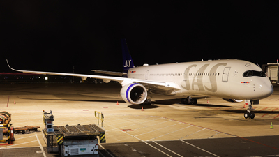 SE-RSF - Airbus A350-941 - Scandinavian Airlines (SAS)