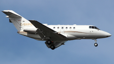 C-GXPG - Hawker Beechcraft 800XP - Private