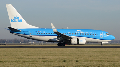 PH-BGI - Boeing 737-7K2 - KLM Royal Dutch Airlines