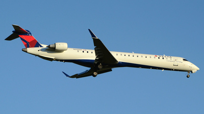 N605LR - Bombardier CRJ-900LR - Delta Connection (Endeavor Air)