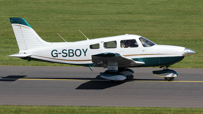 G-SBOY - Piper PA-28-181 Archer III - Private