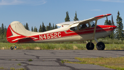 N4552C - Cessna 170B - Private