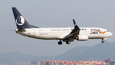 B-5452 - Boeing 737-85N - Shandong Airlines
