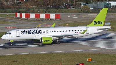 YL-CSC - Bombardier CSeries CS300 - Air Baltic