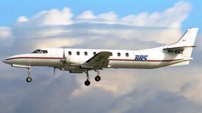 PH-RAZ - Swearingen SA226-TC Metro II - Rijnmond Air Services