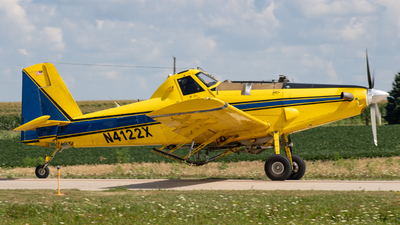 N4122X - Air Tractor AT-802A - Ellis Flying Service