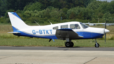 A picture of GBTKT - Piper PA28161 - [288216218] - © Hawkwind