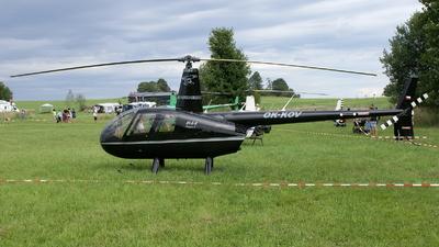 OK-KOV - Robinson R44 Raven - Private