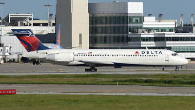 N894AT - Boeing 717-2BD - Delta Air Lines