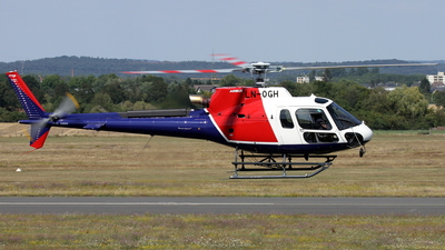 LN-OGH - Airbus Helicopters H125 - Helitrans