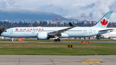 A picture of CFRSO - Boeing 7879 Dreamliner - Air Canada - © Nick Sheeder