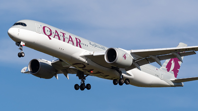 A7-ALO - Airbus A350-941 - Qatar Airways