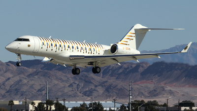 C-GCDS - Bombardier BD-700-1A10 Global Express - Private