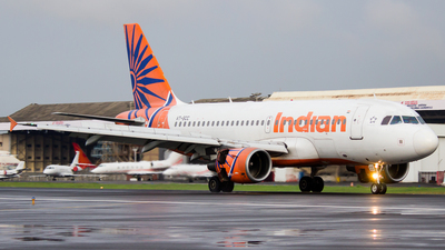 VT-SCC - Airbus A319-112 - Indian Airlines