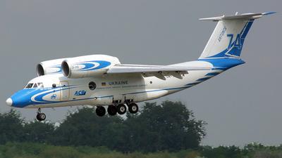 UR-74007 - Antonov An-74-200 - Antonov Design Bureau