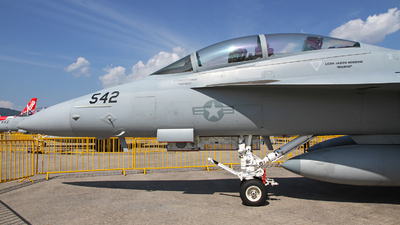 169142 - Boeing EA-18G Growler  - United States - US Navy (USN)