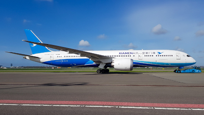 B-7838 - Boeing 787-9 Dreamliner - Xiamen Airlines