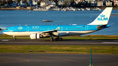 A picture of PHAOD - Airbus A330203 - KLM - © OCFLT_OMGcat
