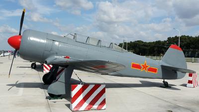 - Yakovlev Yak-11 Moose - China - Air Force