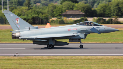 ZK306 - Eurofighter Typhoon FGR.4 - United Kingdom - Royal Air Force (RAF)