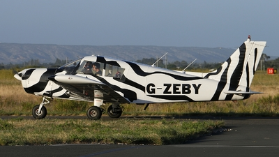 G-ZEBY - Piper PA-28-140 Cherokee F - Private
