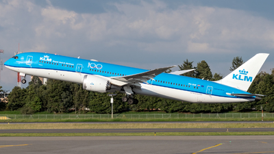 PH-BHF - Boeing 787-9 Dreamliner - KLM Royal Dutch Airlines