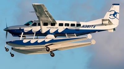 N381TA - Cessna 208B Grand Caravan - Tropic Ocean Airways