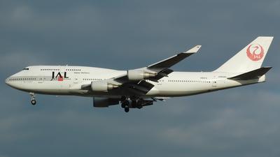 JA8085 - Boeing 747-446 - Japan Airlines (JAL)