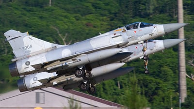 2004 - Dassault Mirage 2000-5EI - Taiwan - Air Force