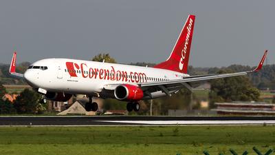 TC-TJH - Boeing 737-86J - Corendon Airlines