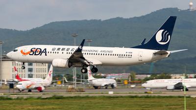 B-1506 - Boeing 737-85N - Shandong Airlines