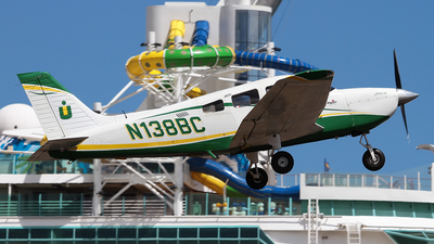 N138BC - Piper PA-28-181 Archer III - Universidad Interamericana