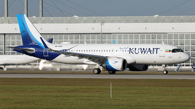9K-AKN - Airbus A320-251N - Kuwait Airways