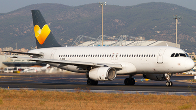 LY-VEN - Airbus A320-233 - Thomas Cook Airlines (Avion Express)