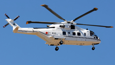 7T-WVD - Agusta-Westland AW-101 - Algeria - Air Force