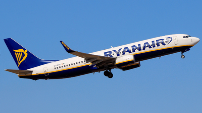 EI-EVO - Boeing 737-8AS - Ryanair