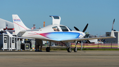 VH-XCG - Lancair IV-P - Private