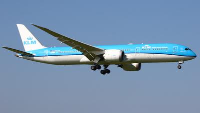 PH-BHL - Boeing 787-9 Dreamliner - KLM Royal Dutch Airlines