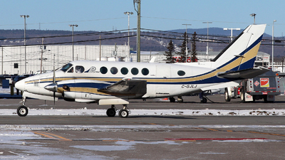 C-GJLJ - Beechcraft A100 King Air - Propair