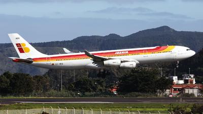 EC-HDQ - Airbus A340-313X - Iberia