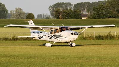 OO-NZC - Cessna 172S Skyhawk - Noordzee Vliegclub