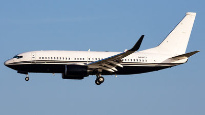 N999TY - Boeing 737-7JR(BBJ) - TAG Aviation Asia