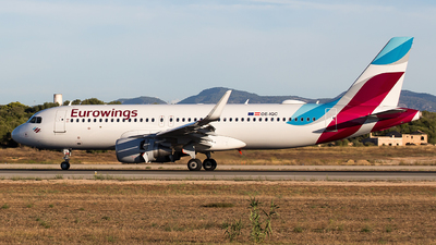 A picture of OEIQC - Airbus A320214 - Eurowings - © Aitor Martinez Nieves