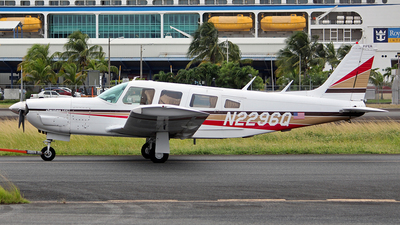N2296Q - Piper PA-32R-300 Cherokee Lance - Private