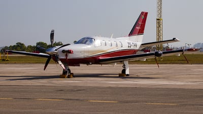 ZS-THV - Socata TBM-700B - Private